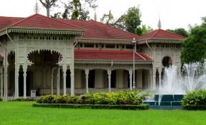 Буковый дворец в Бангкоке