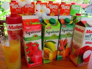 соки Таиланда