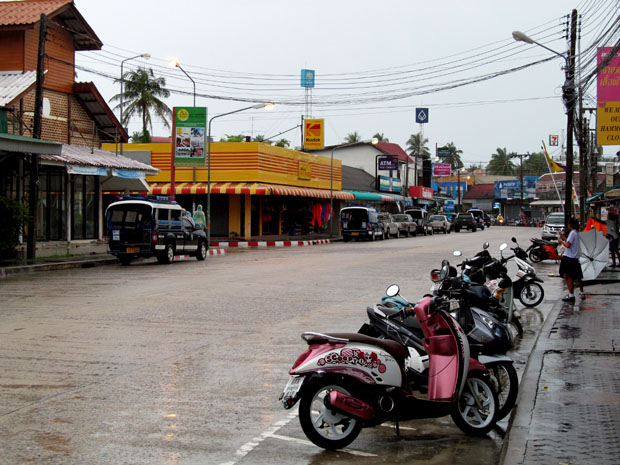 улица в Тонгсала