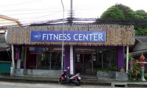 фитнес-зал на Пангане