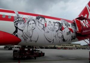 самолёт AirAsia
