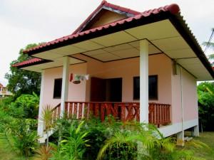 как арендовать дом на Пангане