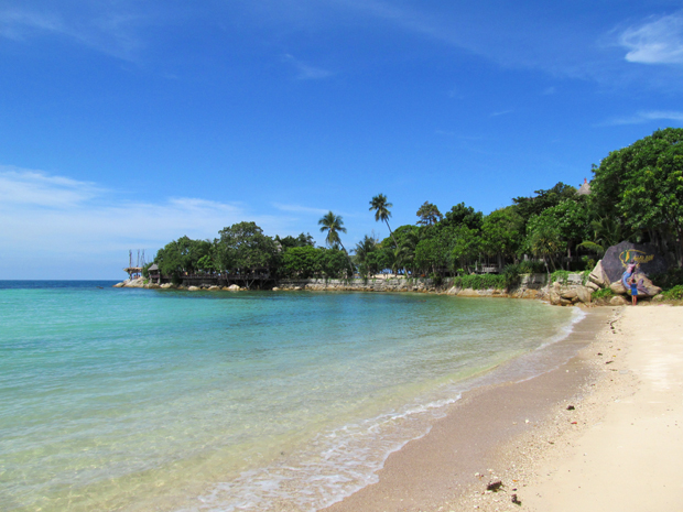 секретный пляж Ко Панган