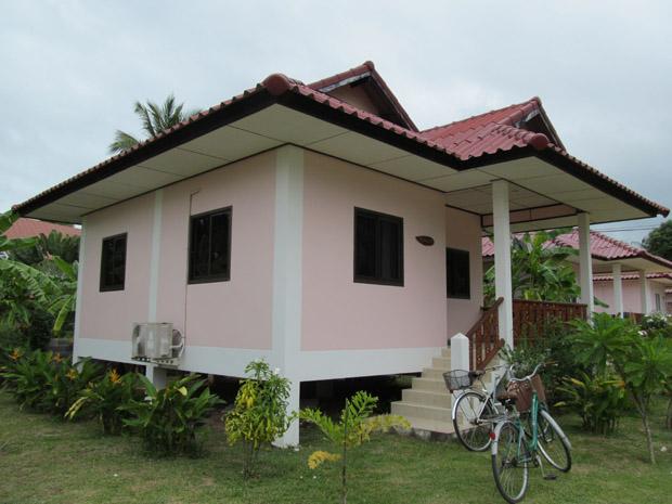 наше жилище на Пангане