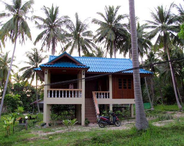 новый дом на Ко Панган