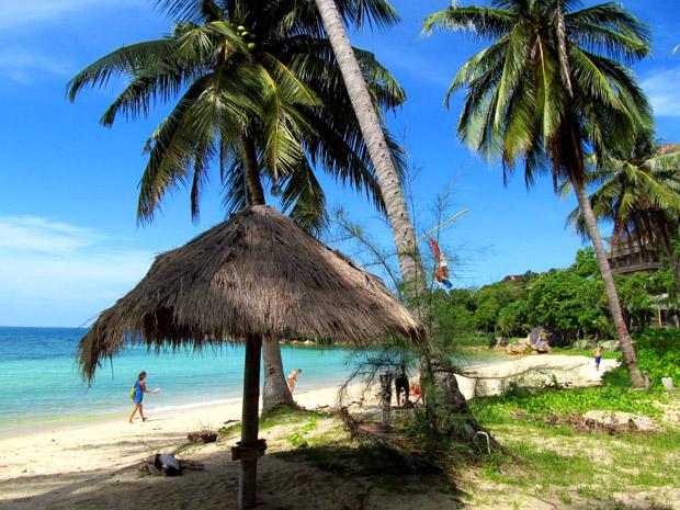 пляжи Ко Панган