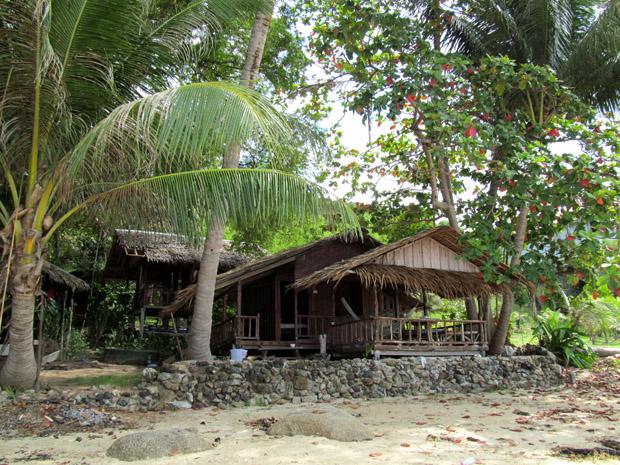 Ко Панган, пляжи