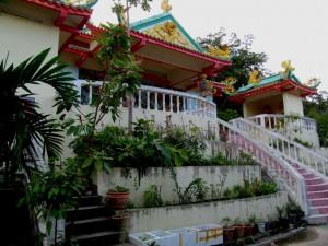 китайский храм на Пангане