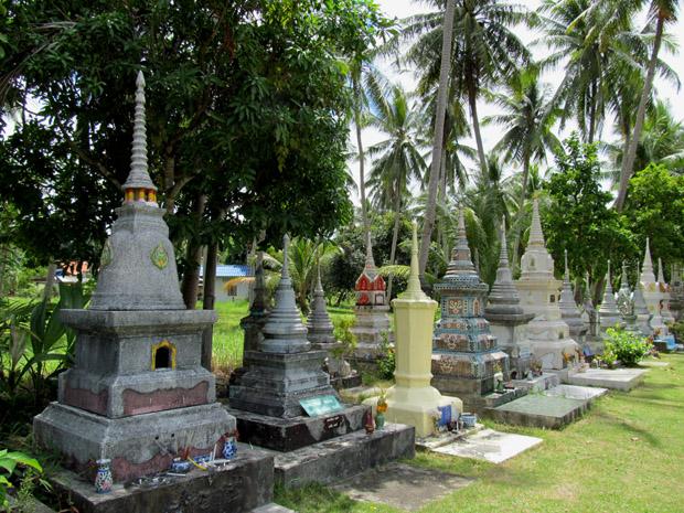 храмы Пангана