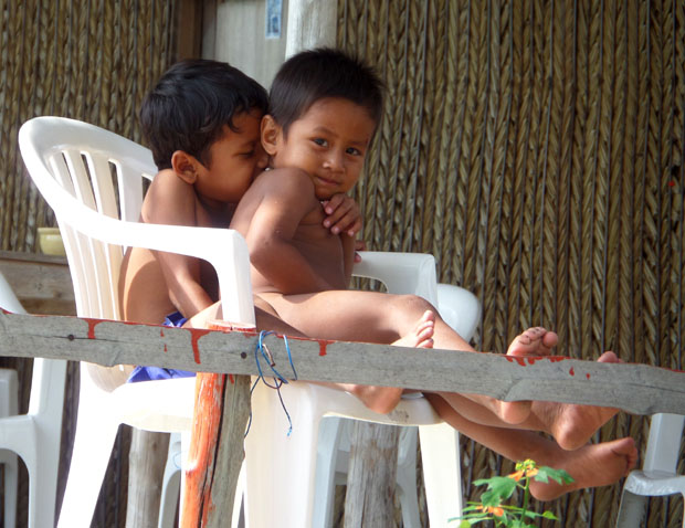 дети Тая