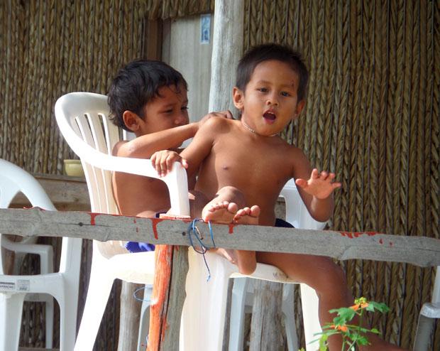 дети тайские