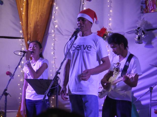 Рождество на Пангане