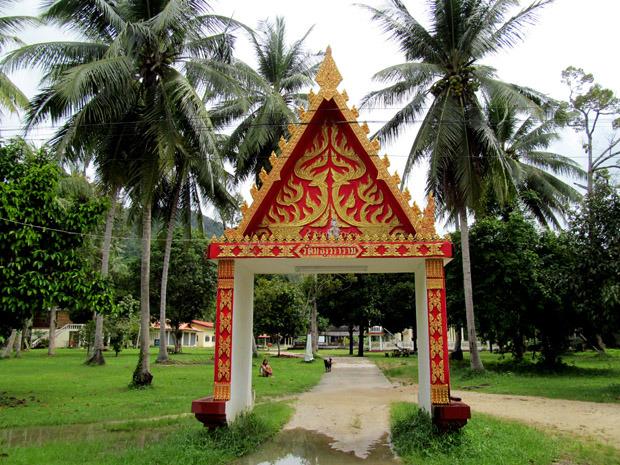 Храм Мраморного Будды