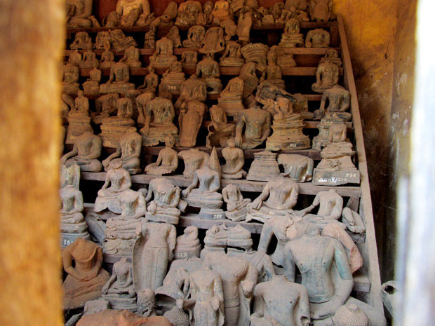 сломанные Будды
