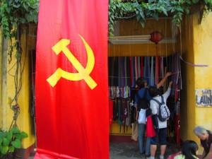 вьетнамская торговля под красным флагом