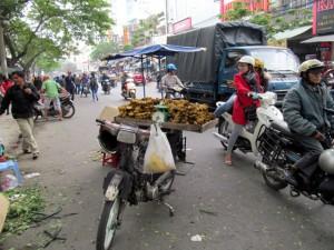 дорога в Дананге