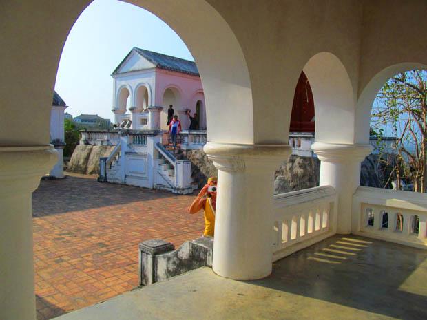 строения в Као Ванг