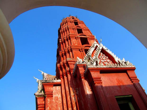 храм в Као Ванг