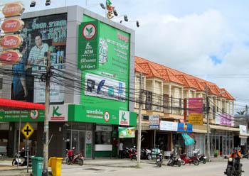банк и обмен валюты в Таиланде