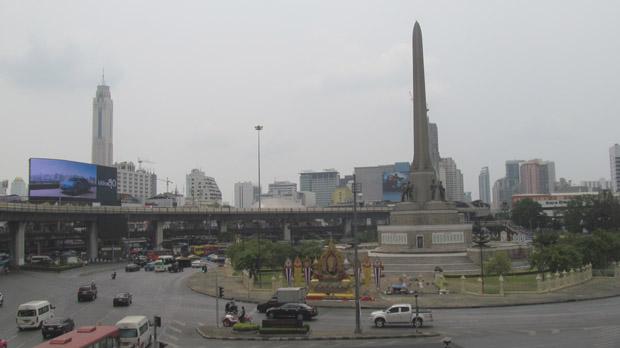 смог в Бангкоке
