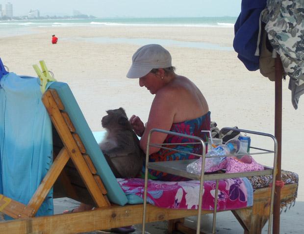 пляж Хуа Хина