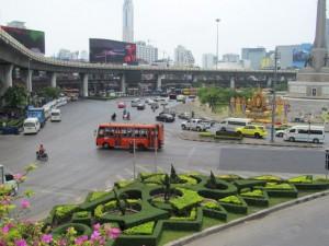 Виктори Монумент в Бангкоке