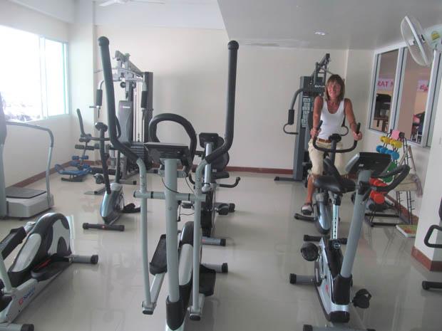 тренажерный зал в Хуа Хине