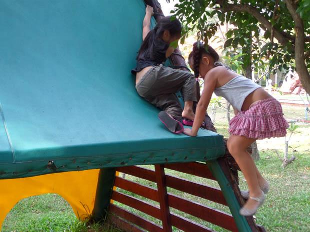 детский городок в Хуа Хине