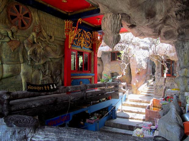 храм-черепаха в Хуа Хине