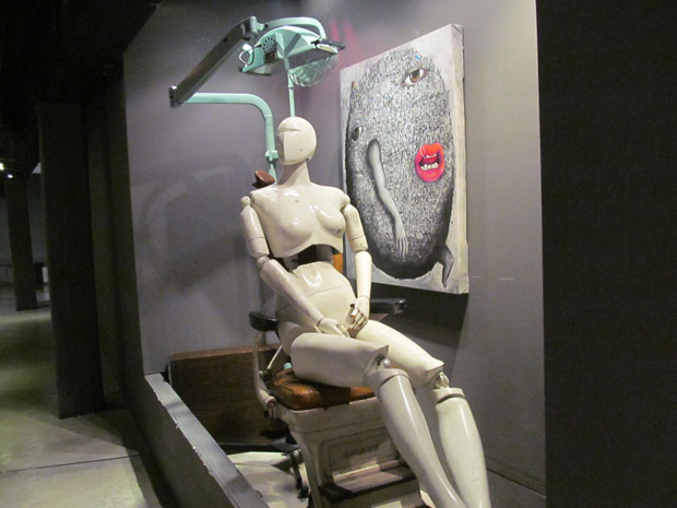 антикварная галерея в Хуа Хине