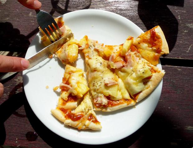 пицца на пангане