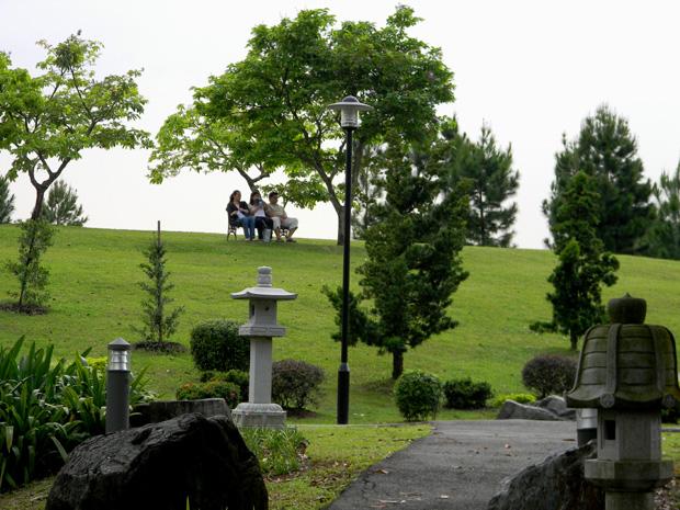китайский парк в сингапуре