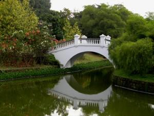 ботанический сад в Куала-Лумпуре