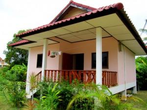 жилье на Пангане