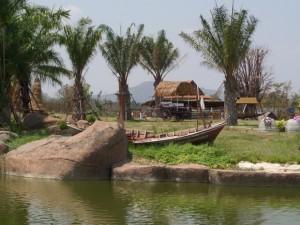 плавучий рынок Хуа Хина