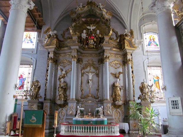 собор св.Троицы