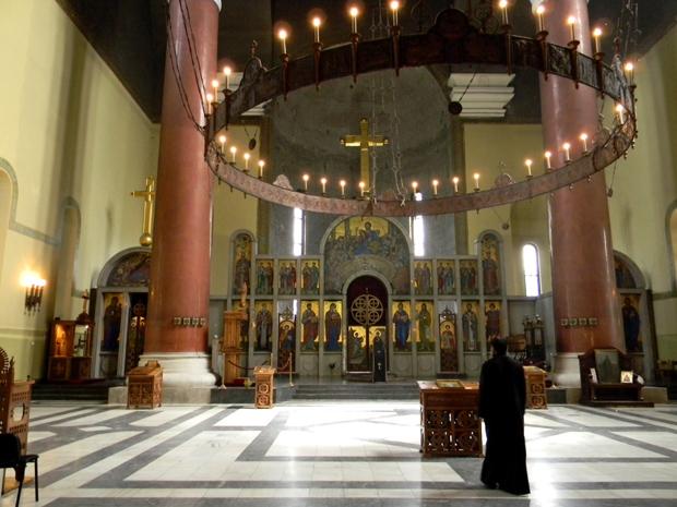 церковь в Белграде