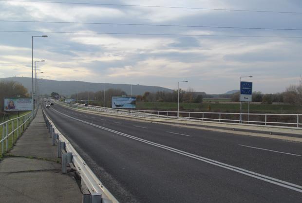 дорога в Австрию