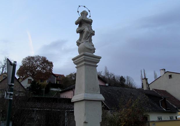 скульптура в Берге