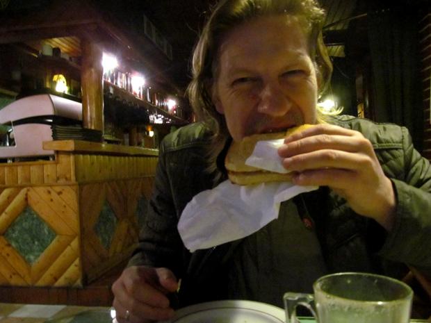 сэндвичи в Берге