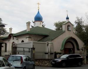русская церковь в Сербии