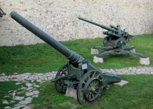 военный музей в крепости