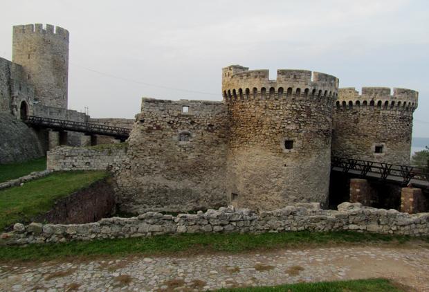 крепость в столице Сербии