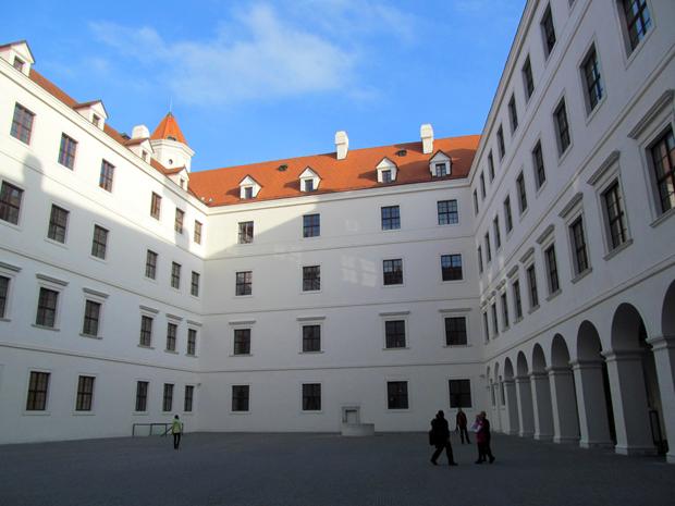 Братиславский град