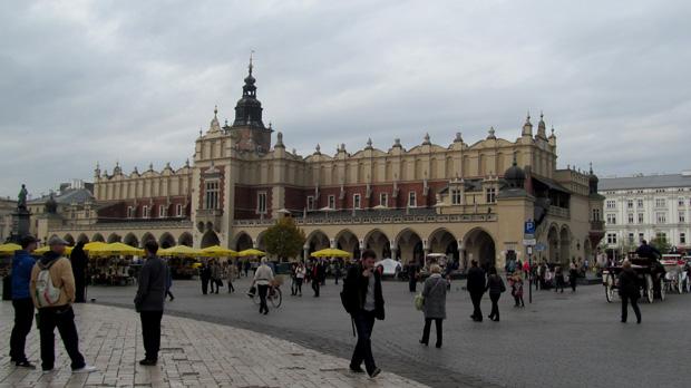 история Кракова