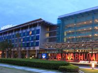 Novotel в аэропорту Бангкока