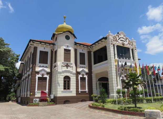 музей провозглашения независимости Малайзии