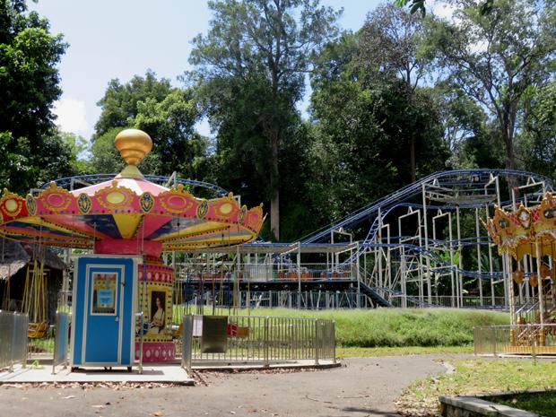 аттракционы в мини малайзии