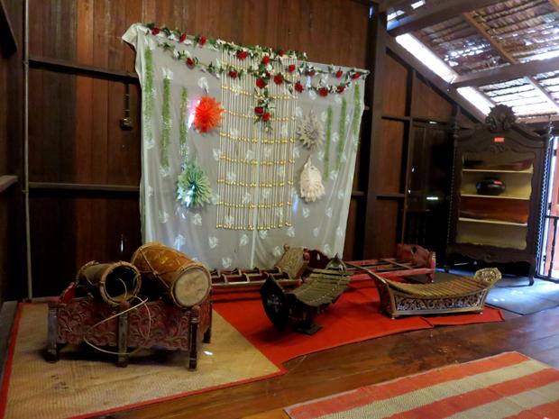 традиционное жилище в малайзии