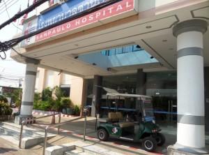 San Paulo Hospital - клиника без пафоса, но вполне приличная